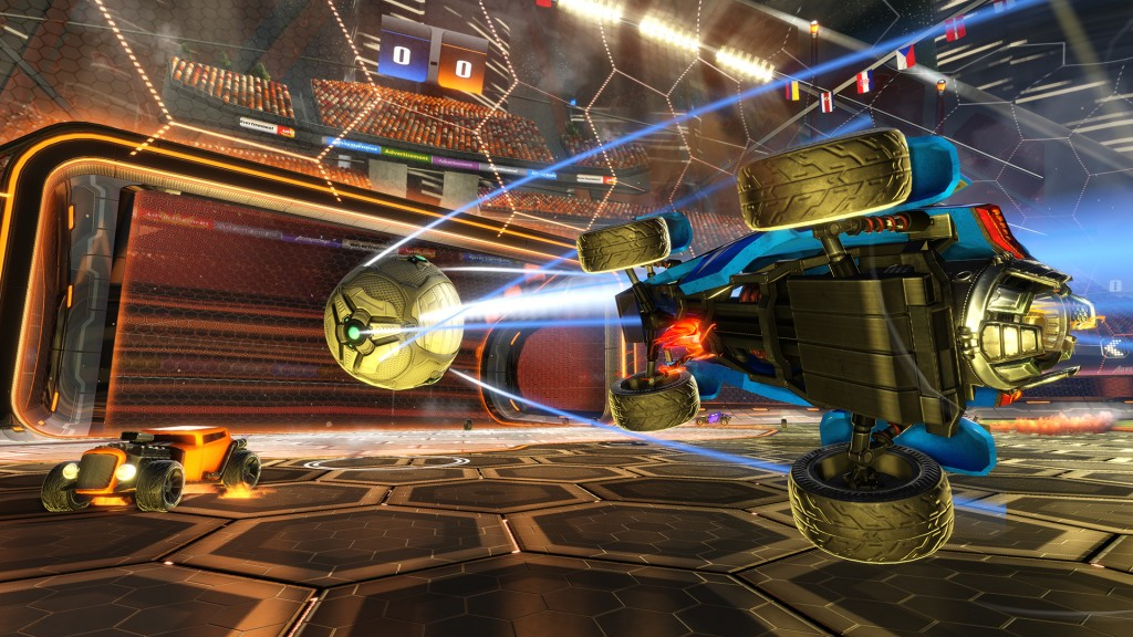 Rocket League Hits 40M In Sales Within 18 Months Of Its Release