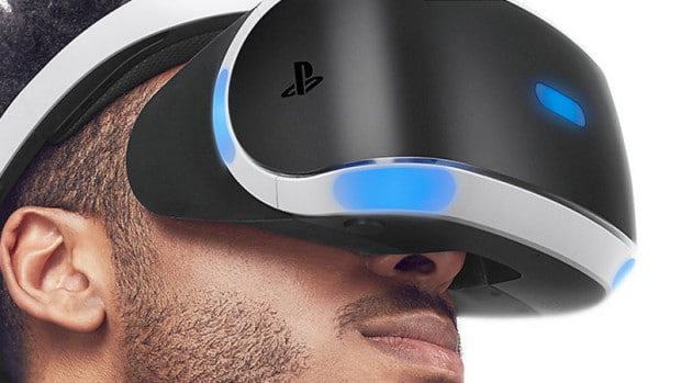 Sony PlayStation VR Official Demonstration