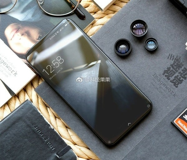 The Xiaomi Mi MiX 2 Shows Off The Snapdragon 836 Running On Android 8.0 Oreo