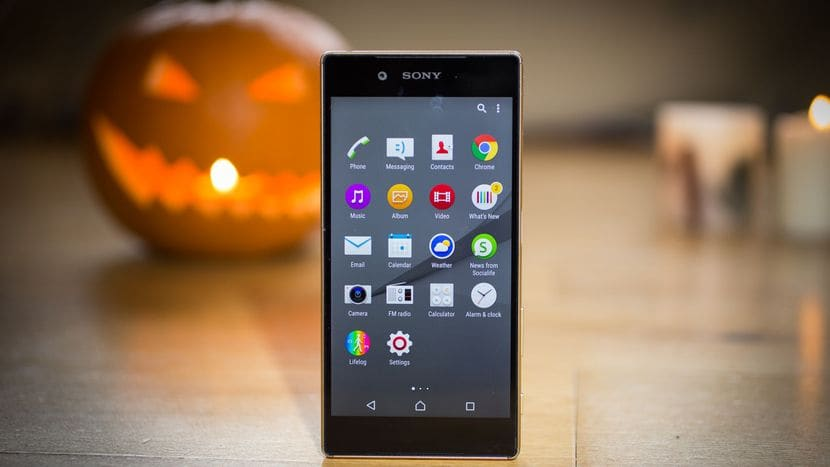Sony's Working On A Mysterious Device With Dual Selfie Cameras 2