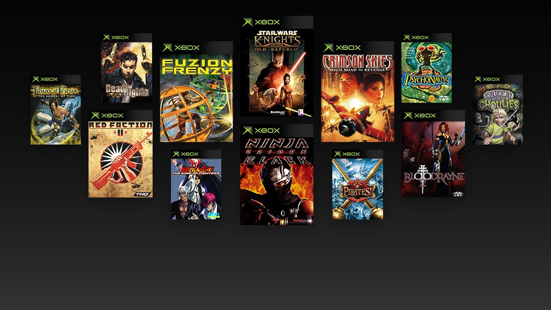 Original Xbox Games Coming To Xbox One Backward Compatibility, Here's the List