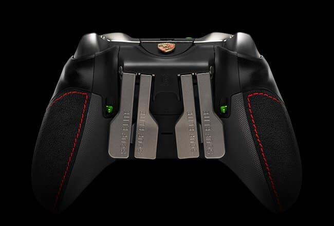 The New SCUF Forza Xbox One Elite Controller Features Actual Leather