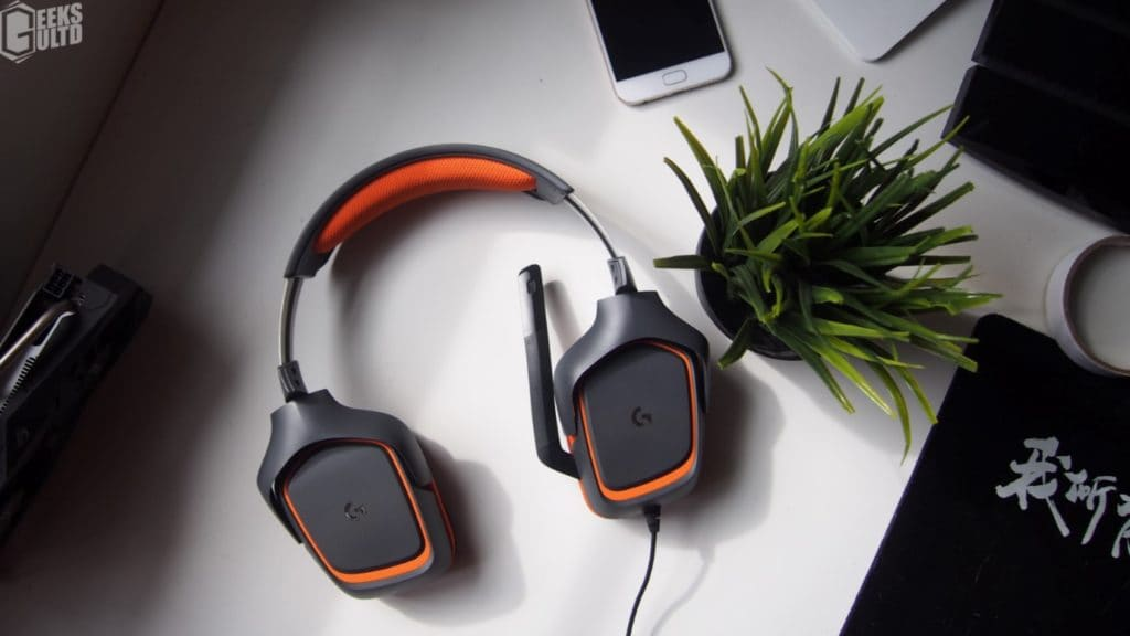 Logitech G231 Prodigy Gaming Headset Review: A Great Competitor For