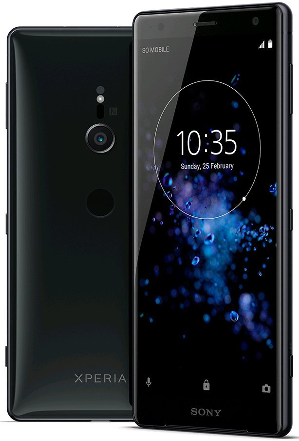 Renders Of Sony's Xperia XZ2 Appear Online 2